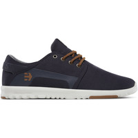 Chaussures Chaussures de Skate Etnies SCOUT NAVY GOLD