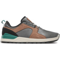 Chaussures Baskets basses Etnies CYPRUS SCW BLACK BROWN GREEN