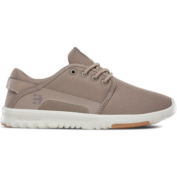 Chaussures Femme Chaussures de Skate Etnies SCOUT WOS WARM GREY