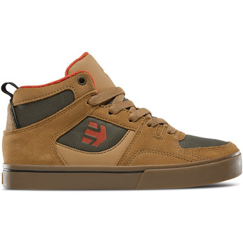 Chaussures Enfant Boots Etnies KIDS HARRISON HT BROWN