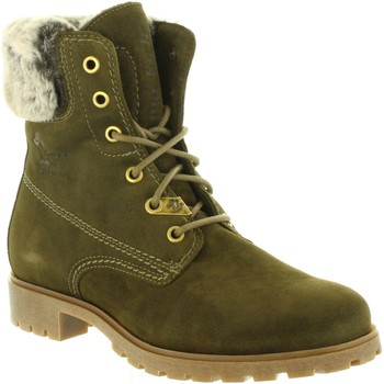 Chaussures Femme Bottes ville Panama Jack FELICIA B25 Verde