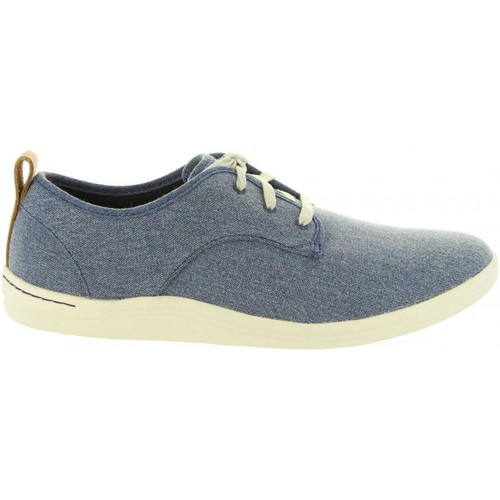 Chaussures Homme Baskets basses Clarks 26132276 MAPPED Azul