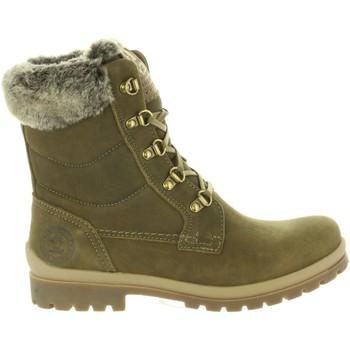 Chaussures Femme Bottes ville Panama Jack TUSCANI B18 Verde