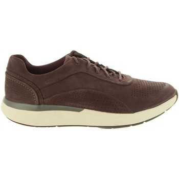 Chaussures Femme Baskets basses Clarks 26137979 UN CRUISE Rojo