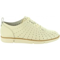 Chaussures Femme Derbies Clarks 26132529 TRI ETCH Hueso