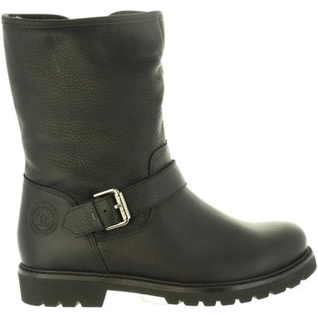 Chaussures Femme Bottes ville Panama Jack SINGAPUR B22 Negro
