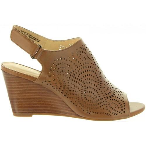 Chaussures Femme Sandales et Nu-pieds Clarks 26131855 RAVEN Marrón