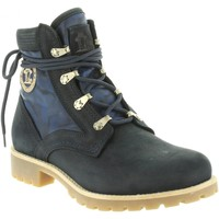 Chaussures Femme Randonnée Panama Jack ROUTE BOOT REPORTER B11 Azul