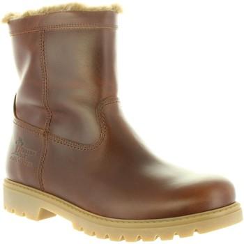 Chaussures Homme Bottes ville Panama Jack FEDRO C23 Marrón