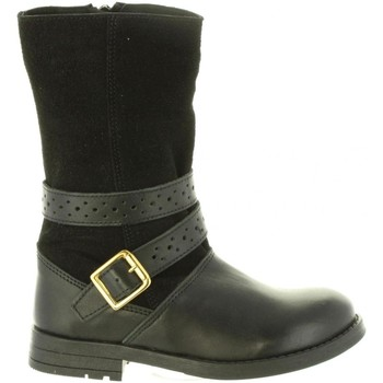 Chaussures Fille Bottes ville Chika 10 ADIVINANZA 03 Negro