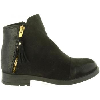 Chaussures Fille Bottines Chika 10 ADIVINANZA 05 Negro