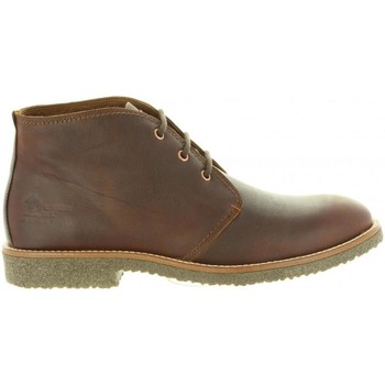 Chaussures Homme Boots Panama Jack GAEL C9 Marr?n