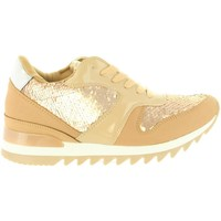 Chaussures Femme Baskets basses Chika 10 NEW INES 01 Beige