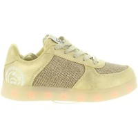 Chaussures Fille Baskets basses Chika 10 ALUCES 03 Gold