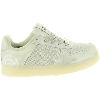 Chaussures Fille Baskets basses Chika 10 ALUCES 03 Plateado