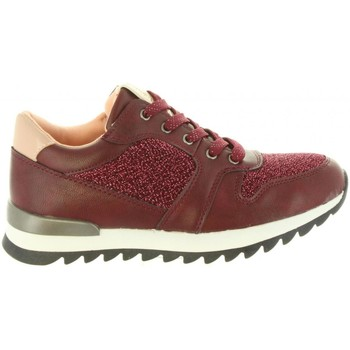 Chaussures Fille Baskets basses Chika 10 CARIOCA 02 Rojo