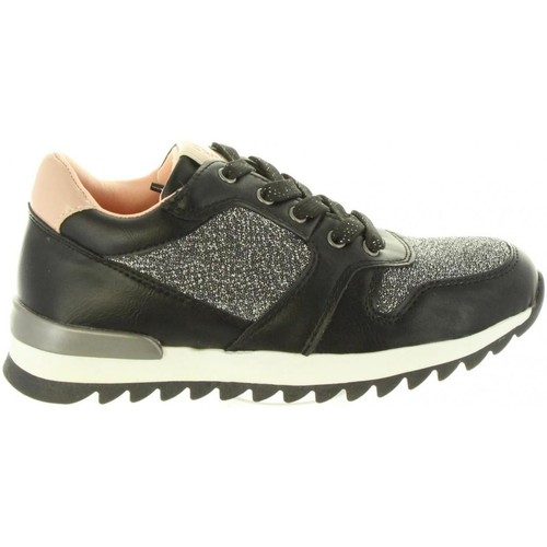 Chaussures Fille Baskets basses Chika 10 CARIOCA 02 Negro