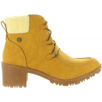 Chaussures Femme Bottes ville Chika 10 PITU 06 Amarillo