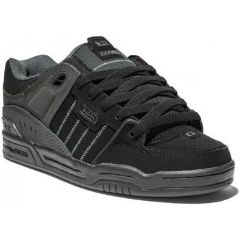 Chaussures Homme Chaussures de Skate Globe FUSION black night Noir