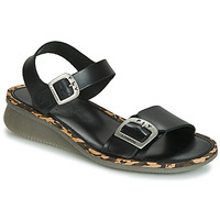 Chaussures Femme Sandales et Nu-pieds Fly London COMB BLACK
