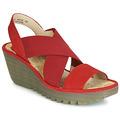 Chaussures escarpins Fly London YAJI rouge size 36,37,38,39,40,41 Fly London femme Chaussures escarpins