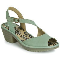 Chaussures Femme Sandales et Nu-pieds Fly London WYNO Green