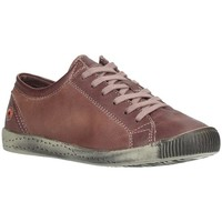 Chaussures Femme Baskets basses Softinos P900154570-ISLA Marron