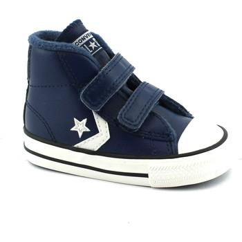 Chaussures Enfant Baskets montantes Converse CON-I18-762010C-NA Blu