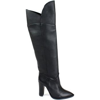 Chaussures Femme Bottes ville Divine Follie DIV-I18-STC102-NE Nero