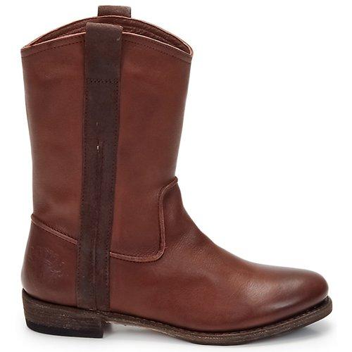 Horses Homme Chaussures Boots Blackstone Bologna Marron 34RjLq5A