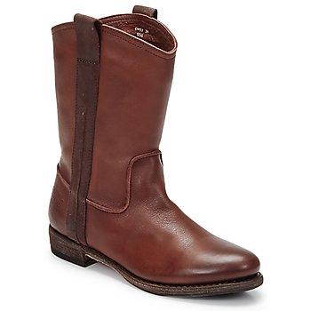 Bottines / Boots Blackstone BOLOGNA HORSES Marron 350x350