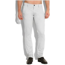 Vêtements Homme Pantalons Guess Pantalon Chino  Myron Gris Noir
