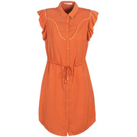 Vêtements Femme Robes courtes LPB Woman AZITARTE Corail