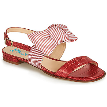 Chaussures Femme Sandales et Nu-pieds Paco Gil BOMBAY Rouge