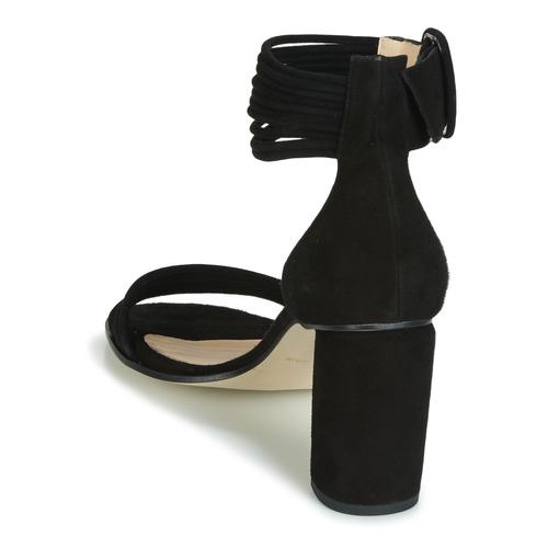 Gil Et Sandales pieds Chaussures Paco Nu Bali Femme Noir E9e2IDHYW