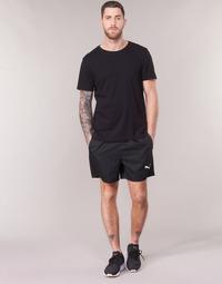 Vêtements Homme Shorts / Bermudas Puma WOVEN SHORT Noir