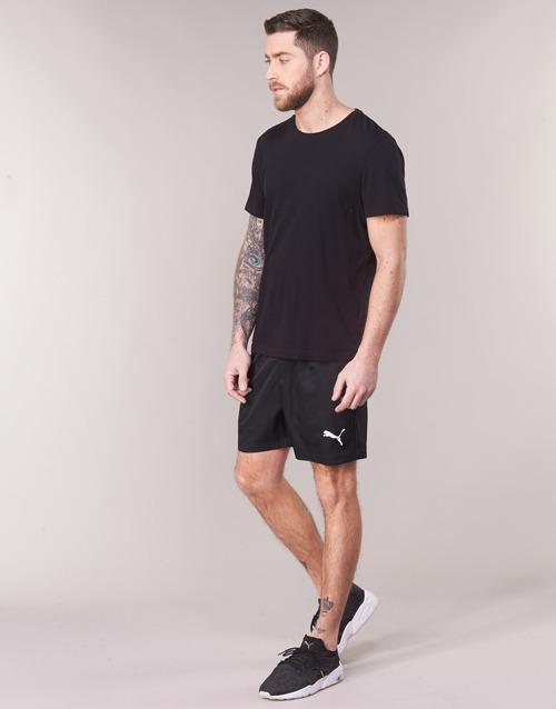 Short Homme Woven Puma Noir ShortsBermudas Ok08wPnX