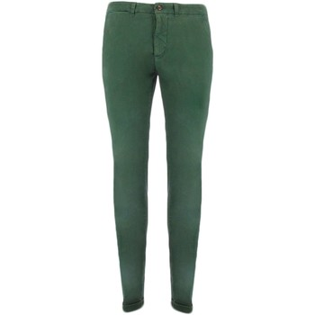 Vêtements Homme Jeans skinny Harmont & Blaine CHINOS NARROW Vert