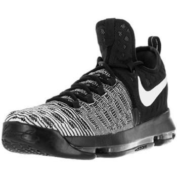 Chaussures Baskets montantes Nike Chaussures Sportswear Homme  Zoom Kd9 Noir et blanc