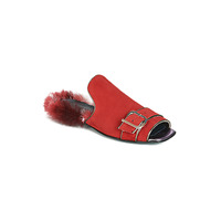 Chaussures Femme Mules Papucei OBSENTUM Rouge