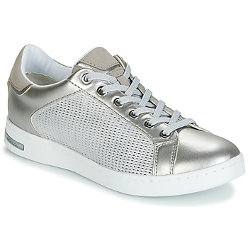 Chaussures Femme Baskets basses Geox D JAYSEN Argenté