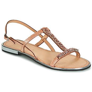 Chaussures Femme Sandales et Nu-pieds Geox D SOZY PLUS Bronze