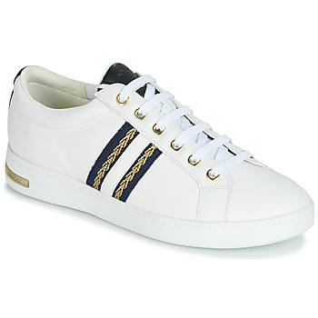 Homme GEOX Basket Geox D Jaysen A Nappa Blanc Chaussures