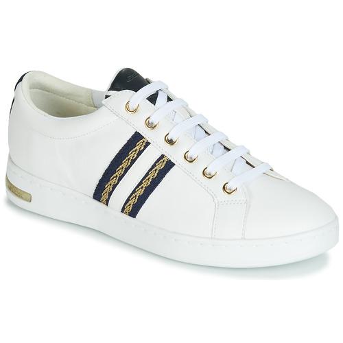 fe1c66309afb5a Geox D JAYSEN. 92.92. Chaussures Femme Baskets basses Geox D JAYSEN Blanc  ...