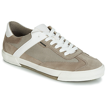 Chaussures Homme Baskets basses Geox U KAVEN Gris