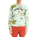 Scotch & Soda Sweat Allover  Bleu