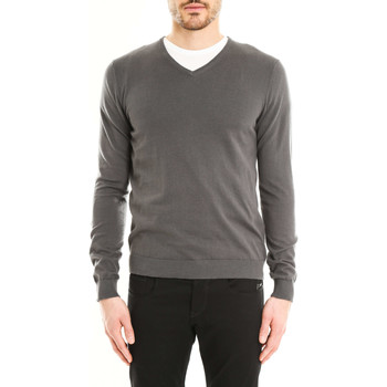 Vêtements Homme Pulls Selected Pull Seb  Anthracite Anthracite