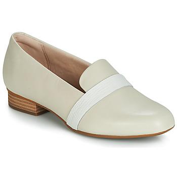 Chaussures Femme Ballerines / babies Clarks JULIET ARIEL Beige