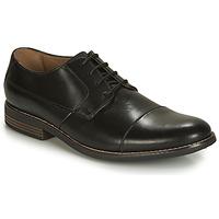 Chaussures Homme Derbies Clarks BECKEN CAP BLACK