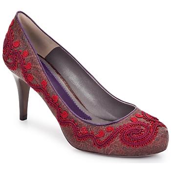 Chaussures Femme Escarpins Etro BRIGITTE B728-600-ROSSO